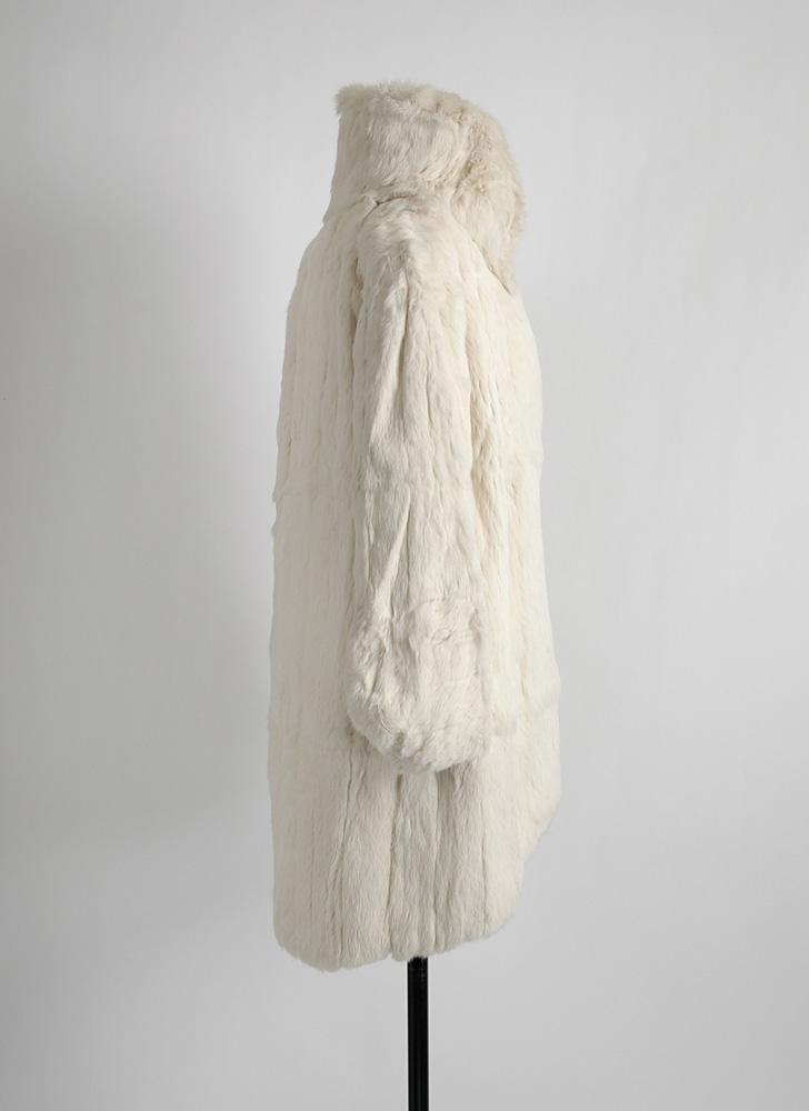 1920s Revillon Frères ermine fur coat (study/display)