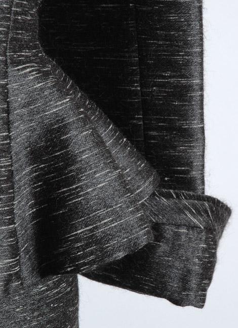 1950's Lilli Ann silk mohair peplum waist suit