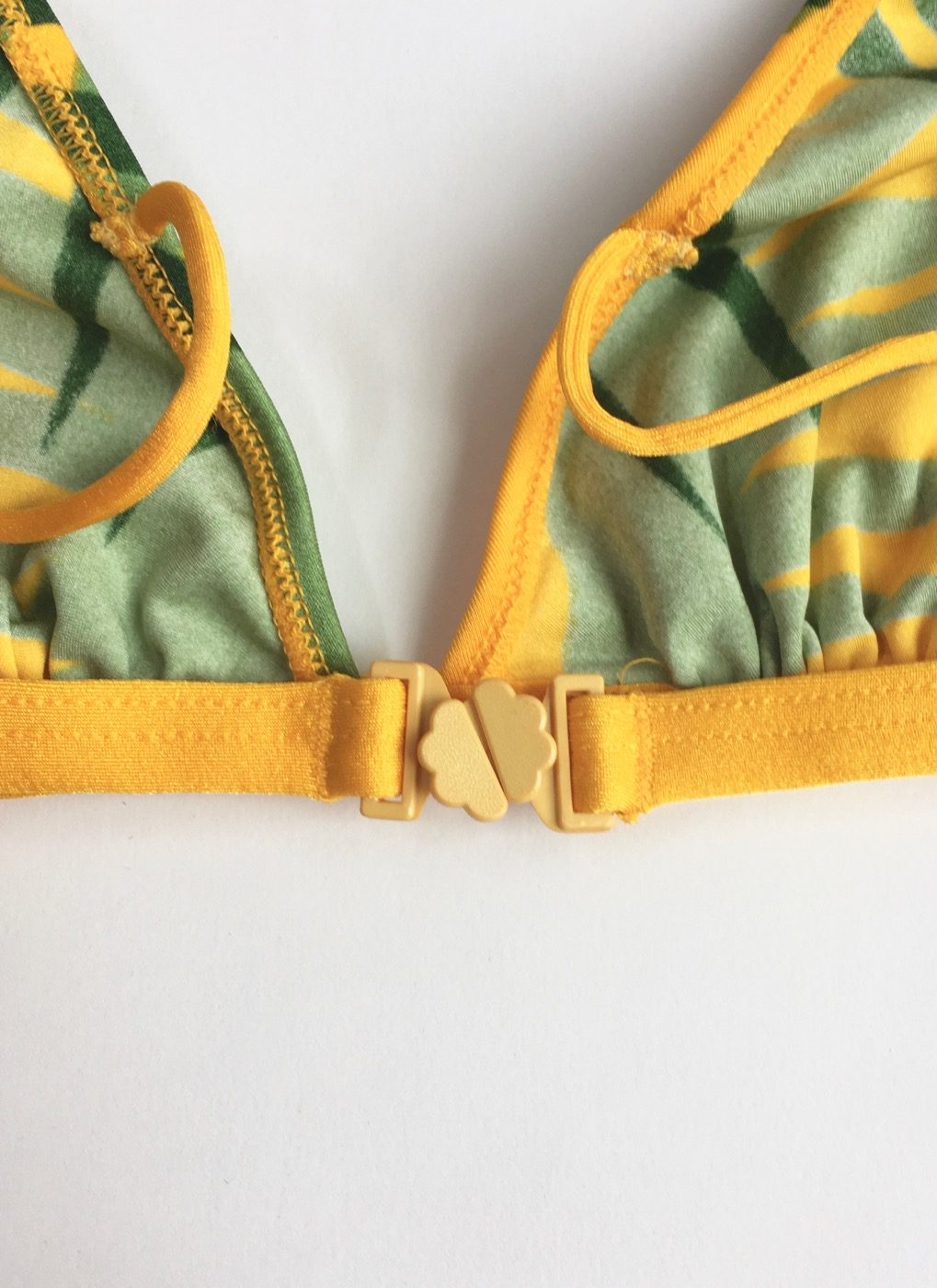 1970s-70s-yellow-tropical-gottex-bikini-bathing-suit-swimsuit